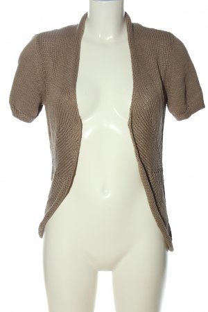 s.Oliver Cardigan braun Casual-Look