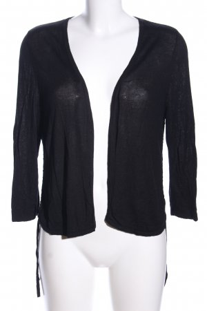 s.Oliver Cardigan schwarz Business-Look
