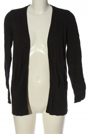s.Oliver Cardigan black casual look