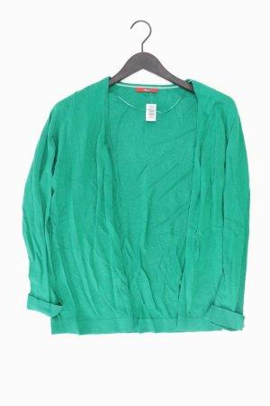 s.Oliver Cardigan Größe 44 grün aus Viskose