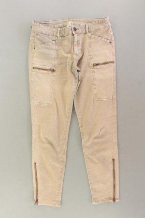 s.Oliver Cargo Jeans Größe M braun aus Baumwolle