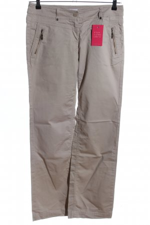s.Oliver Cargo Pants light grey casual look