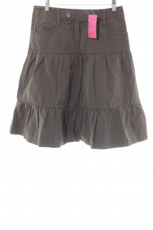s.Oliver Cargo Skirt khaki casual look