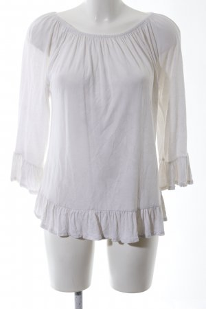 s.Oliver Carmen Shirt white casual look