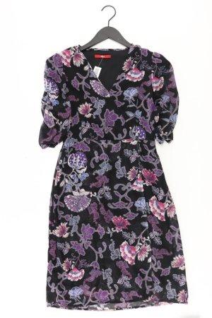 s.Oliver Chiffon Dress black polyester