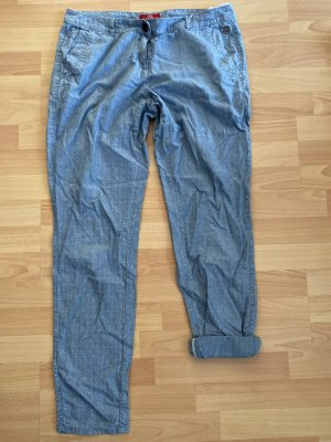 s.Oliver Chino Hose Gr 40 in Blau