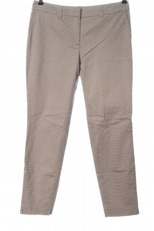 s.Oliver Chinohose Allover-Druck Casual-Look