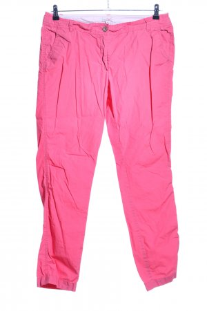 s.Oliver Chinohose pink Casual-Look