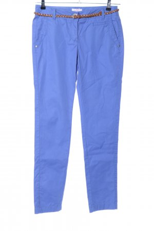s.Oliver Chinohose blau Casual-Look