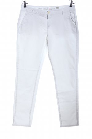 s.Oliver Chinos white casual look