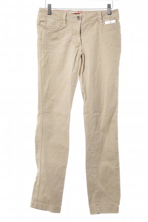 s.Oliver Chinohose beige Casual-Look