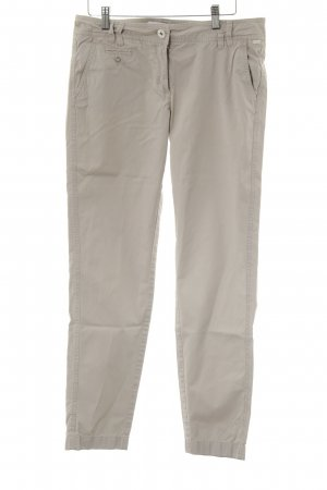s.Oliver Chinohose hellbeige Casual-Look