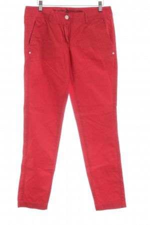 s.Oliver Chinohose rot Casual-Look