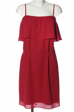 s.Oliver Cocktail Dress red casual look