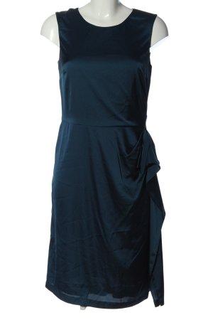 s.Oliver Vestido de cóctel azul elegante