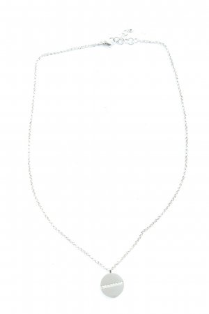s.Oliver Collar estilo collier color plata look casual