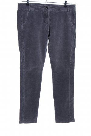 s.Oliver Cordhose grau Casual-Look