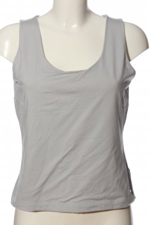 s.Oliver Basic Top light grey casual look