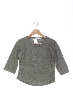 s.Oliver Cropped Shirt Größe L 3/4 Ärmel grün