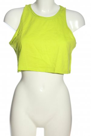s.Oliver Cropped Top grün Casual-Look