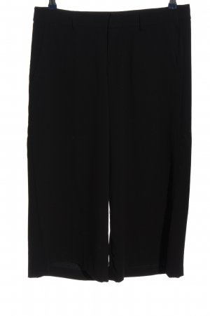 s.Oliver Culottes schwarz Casual-Look