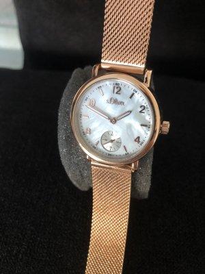 s.Oliver Damen Armband Uhr