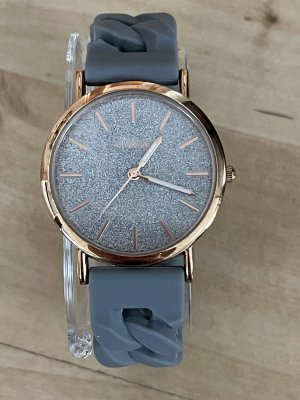 s.Oliver Analog Watch grey-rose-gold-coloured