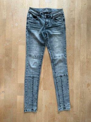 S.Oliver Damen Jeans Sadie super skinny, superslim Gr. 26 L32