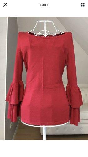 S.Oliver Damen Pullover Gr.36 rot
