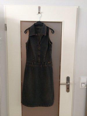 s.Oliver Denim Jeans-Kleid Grau Blau Gr. 34/XS Neu mit Etikett NP 89,99€