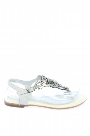 s.Oliver Dianette Sandals white casual look