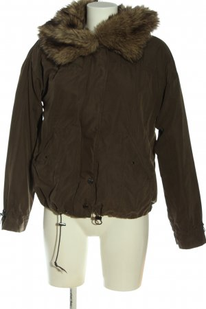 s.Oliver Double Jacket brown casual look