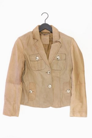 s.Oliver Leather Jacket leather