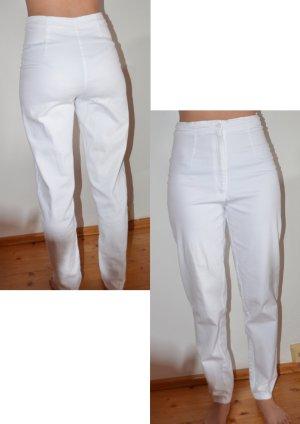 S. Oliver elastische weiße Hose Gr. S/M (36/38)