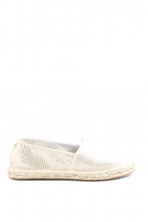 s.Oliver Espadrille Sandals natural white casual look