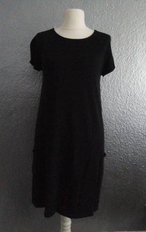 s.Oliver Feinstrick Kleid Strickkleid schwarz Neu 49,95€