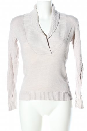 s.Oliver Fine Knitted Cardigan natural white casual look