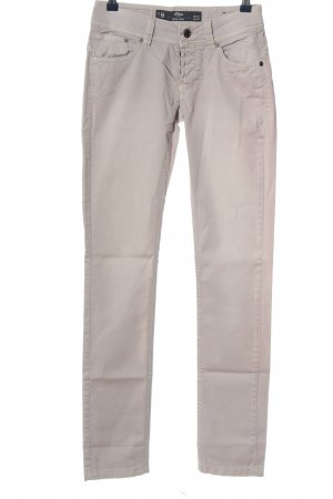 s.Oliver Five-Pocket Trousers pink casual look