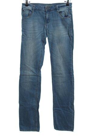 s.Oliver Five-Pocket-Hose blau Casual-Look