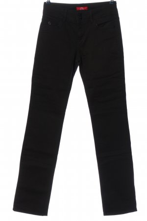 s.Oliver Five-Pocket Trousers black casual look