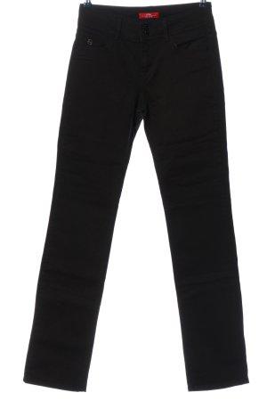 s.Oliver Pantalone cinque tasche nero stile casual