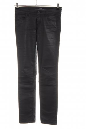 s.Oliver Five-Pocket-Hose schwarz Casual-Look
