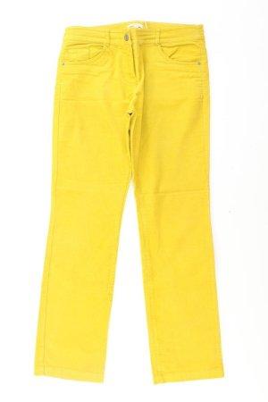 s.Oliver Five-Pocket-Hose Größe 40 gelb