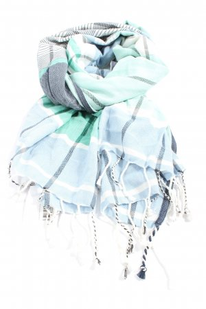 s.Oliver Fringed Scarf allover print casual look