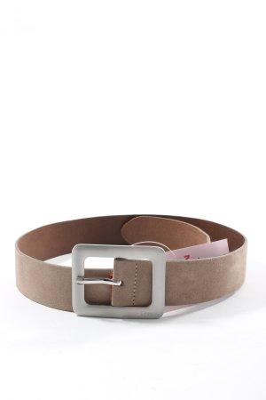 s.Oliver Boucle de ceinture brun style d'affaires