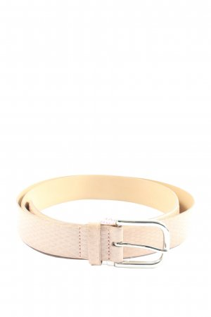 s.Oliver Belt Buckle natural white casual look