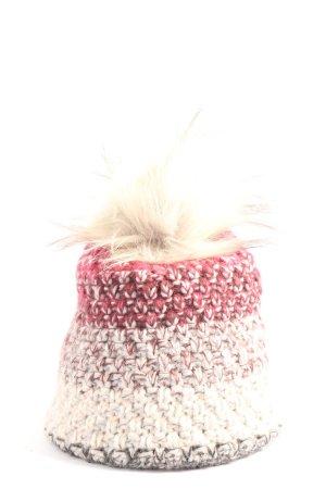 s.Oliver Szydełkowana czapka Gradient W stylu casual