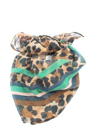 s.Oliver Foulard motif animal style décontracté