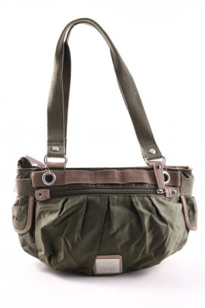 s.Oliver Handtasche khaki Business-Look