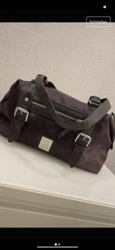 s.Oliver Handbag grey violet-black brown